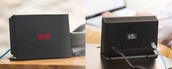 AntRouter R3-LTC 3-в-1: Wi-Fi-маршрутизатор, часы и майнер