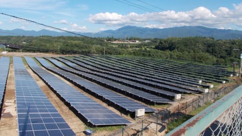 Японская компания Kumamoto Energy использует солнечную энергию для майнинга