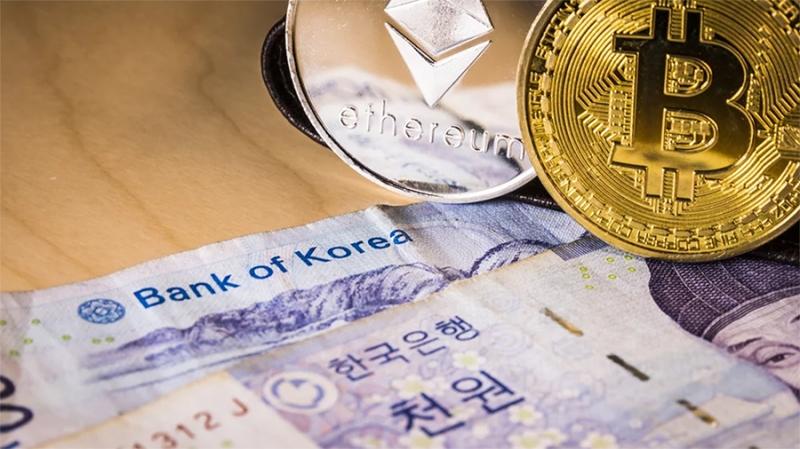 В Южной Корее пройдут проверки банков, обслуживающих криптовалютные биржи