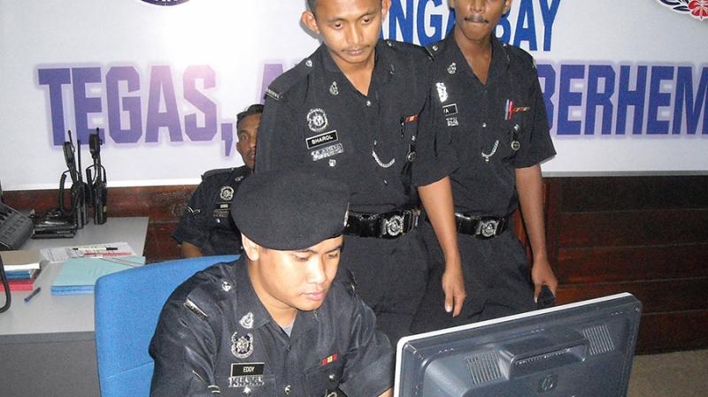 В Малайзии арестована банда, воровавшая оборудование для майнинга