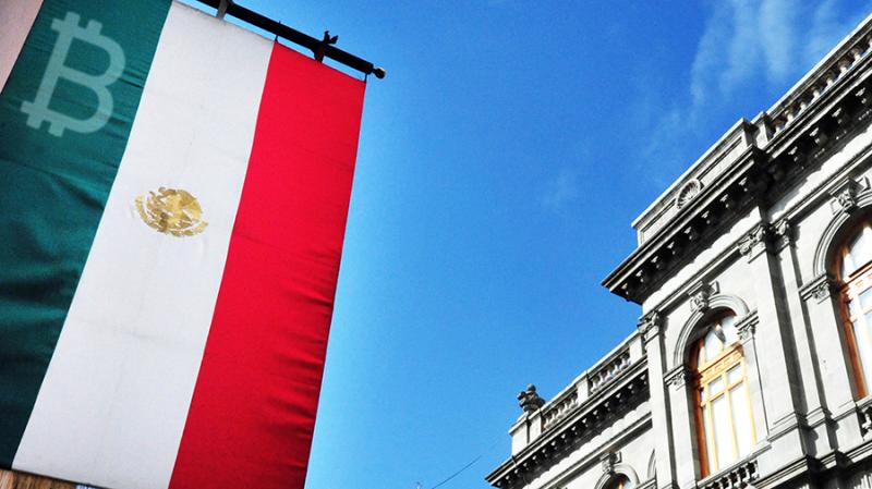 В Мексике принят законопроект о регулировании криптовалют