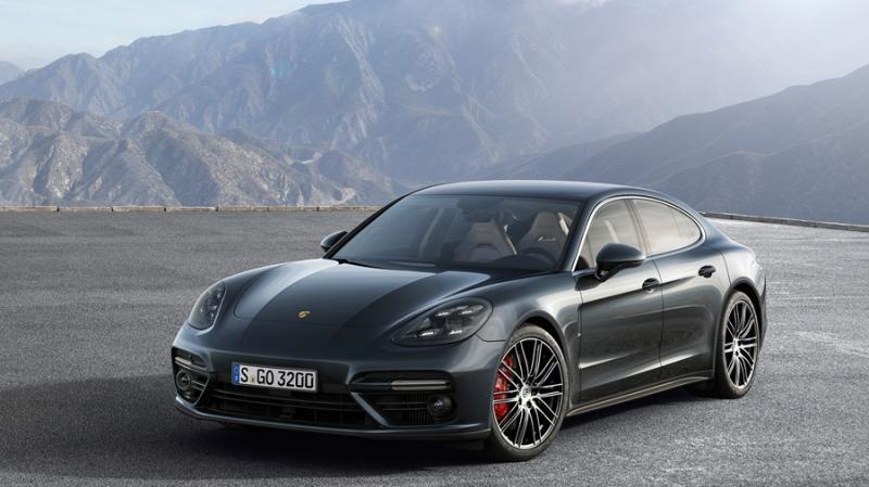 Porsche тестирует технологию блокчейна в своих автомобилях