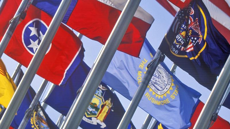 Большинство штатов США уже приняли законы о блокчейне и криптовалютах