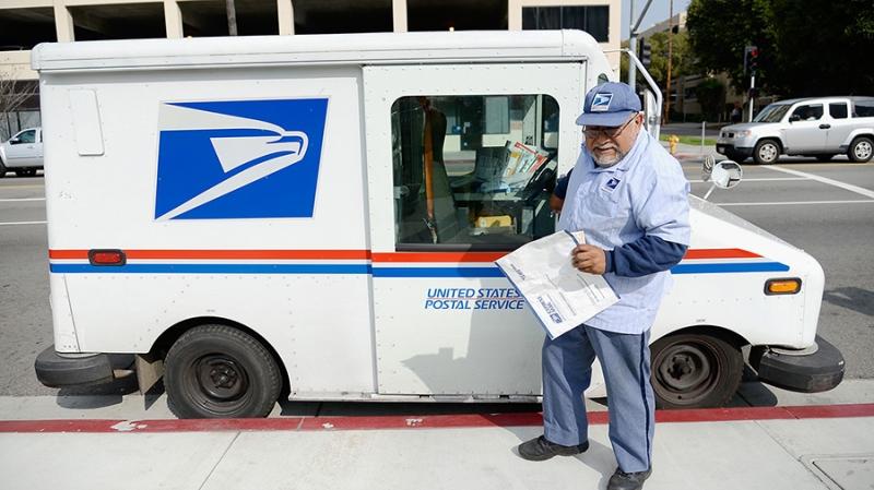 Почтовая служба США будет работать на блокчейне