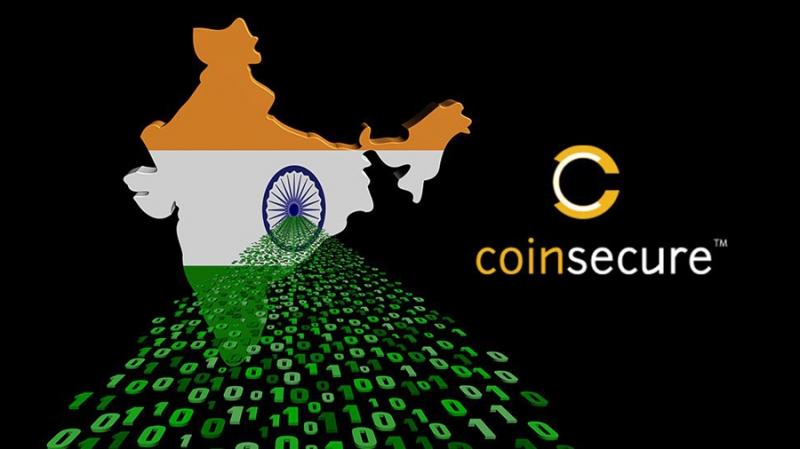С индийской криптовалютной биржи Coinsecure похищено 438 BTC