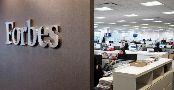 Forbes представил рейтинг 200 богатейших бизнесменов России
