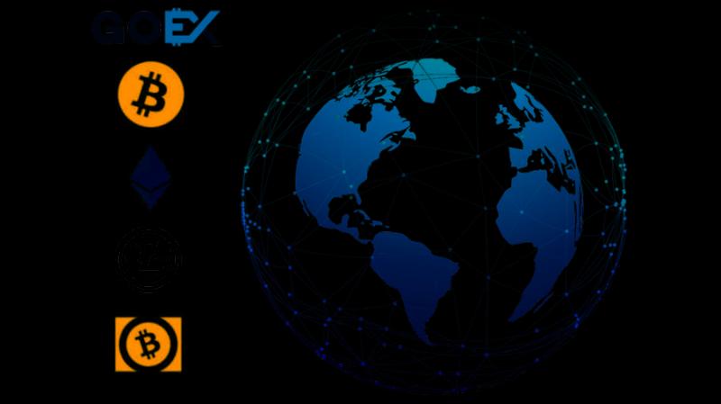 Платформа GOEX запустила быстрый обменник криптовалют