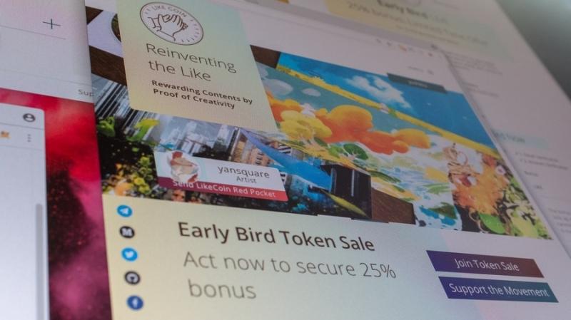 Новая жизнь лайков: проект LikeCoin демонстрирует новые возможности для создателей контента