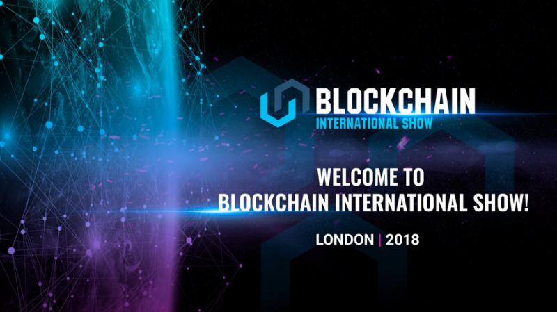 Blockchain International Show состоится 6-7 июня в Лондоне
