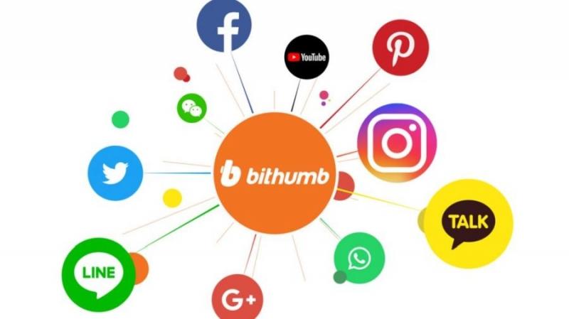 Bithumb запускает платежную платформу для социальных сетей SNS Pay