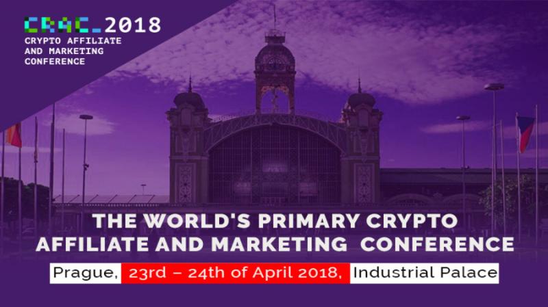 В Праге вновь соберутся представители топовых партнерских сетей, крипто брокеров, гэмблинговых компаний, бирж, разработчиков криптовалют вместе с основателями ICO и аффилейтами.