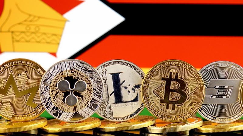 ЦБ Зимбабве запретил банкам обслуживать криптовалютные компании