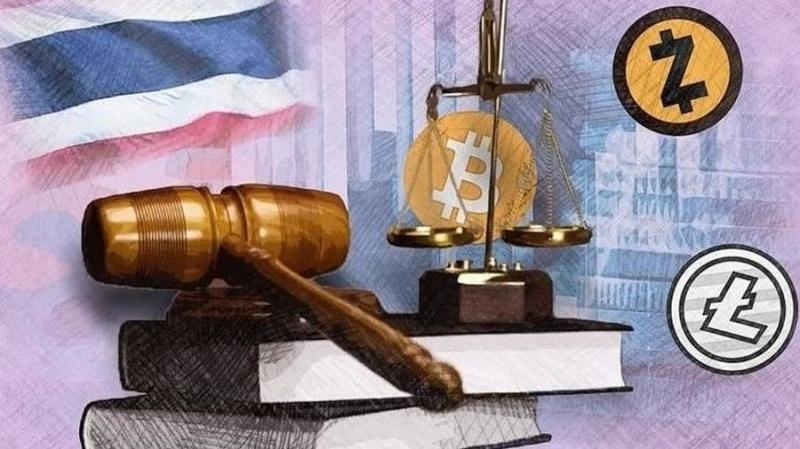 В Таиланде вступил в силу закон о регулировании криптовалют