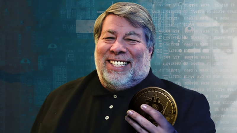 Стив Возняк: Биткоин и блокчейн раскроют свой потенциал в ближайшие 10 лет