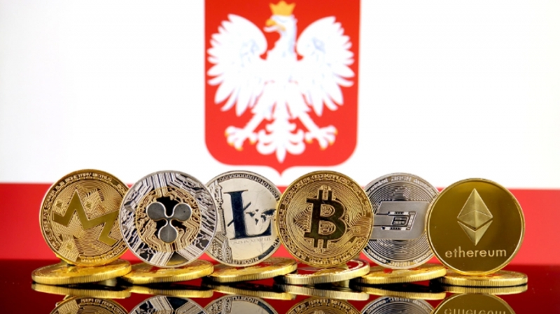 Министерство финансов Польши временно отменило налог на криптовалюты