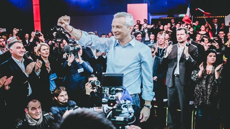 Министр финансов Франции выступил в поддержку криптовалют и блокчейна