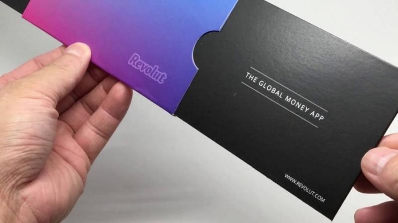Стартап Revolut выпустит карту с кэшбэком в криптовалюте