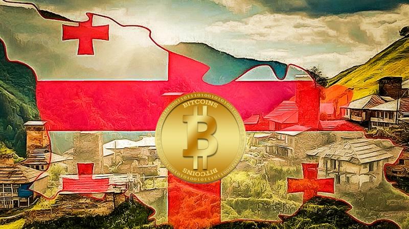 В Грузии 5% граждан владеют или работают с криптовалютами