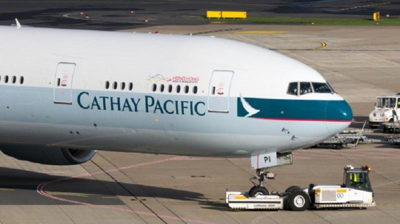 Авиакомпания Cathay Pacific запускает бонусную программу на блокчейне