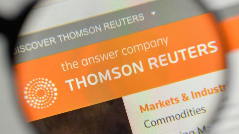 Thomson Reuters запускает индекс цен шести криптовалют
