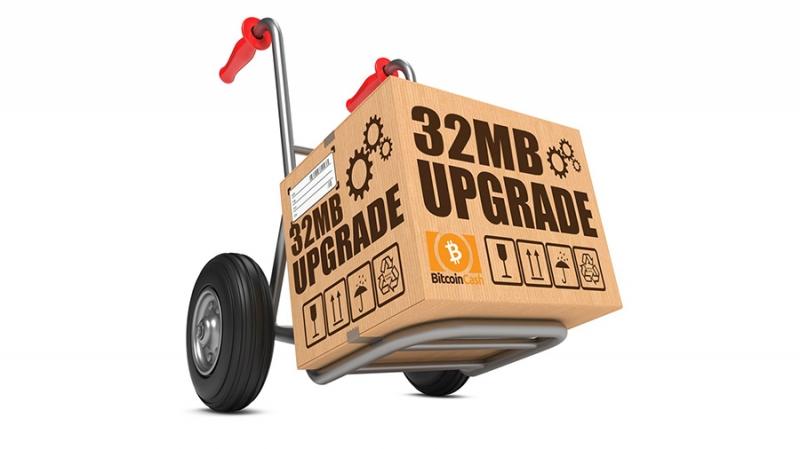 Обновления сети BCH:  блок 32 МБ, опкоды и другие нововведения