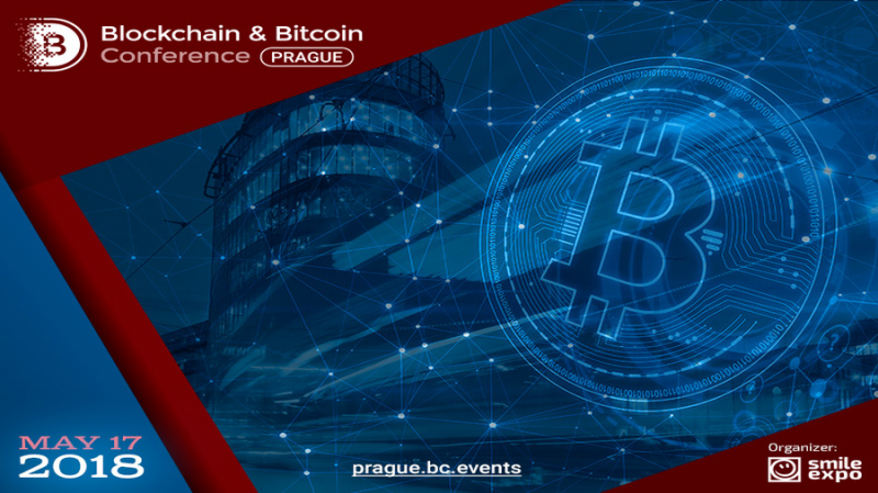 Blockchain & Bitcoin Conference Prague пройдет 17 мая в Праге