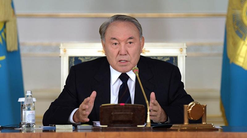 Нурсултан Назарбаев рассказал о причинах возникновения криптовалют