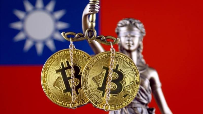 Тайвань планирует внедрить регулирование криптовалют до ноября 2018 года