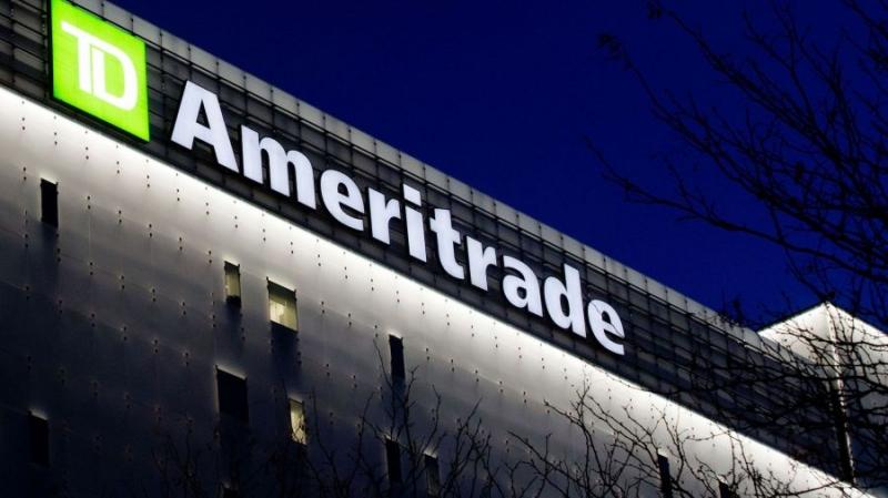 TD Ameritrade разместила свой логотип в блокчейне Биткойна