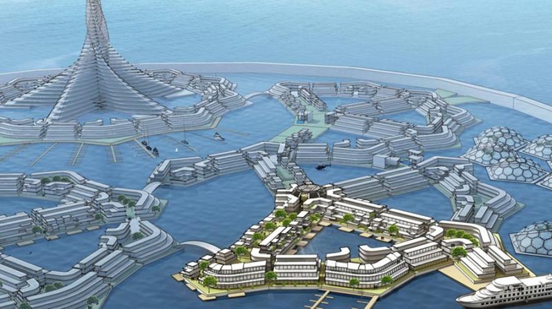 Проект плавучего крипто-острова стал на шаг ближе к реализации