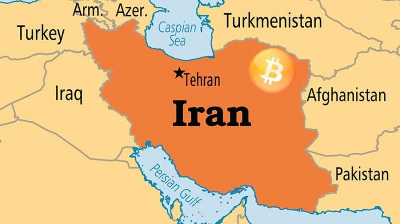 Иран запретил банкам обрабатывать криптовалютные операции