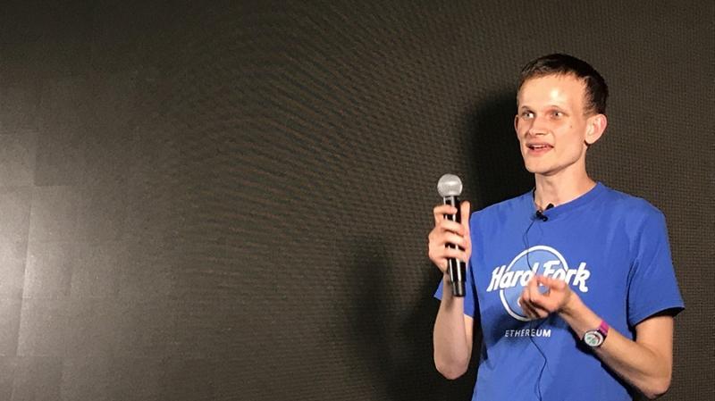 Виталик Бутерин: «Повышение пропускной способности Эфириума шардингом уже не за горами»