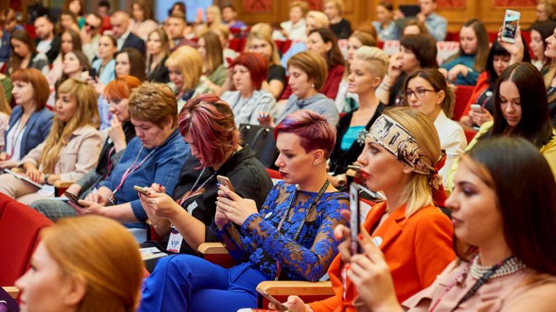 В Москве прошла конференция для женщин Crypto Lady
