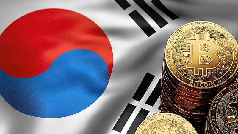 Южная Корея планирует ужесточить регулирование криптовалютного рынка