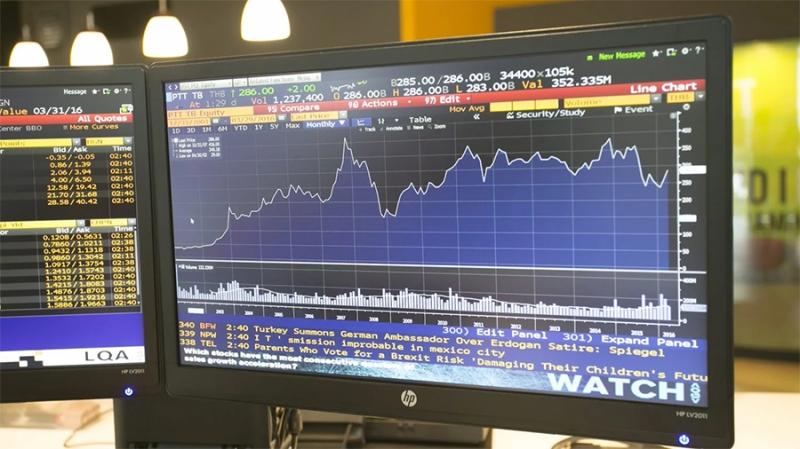 Bloomberg Terminal добавил криптовалютный индекс биржи Huobi