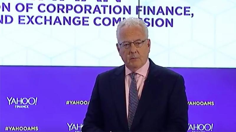 Директор по корпоративным финансам SEC: «эфир – не ценная бумага»