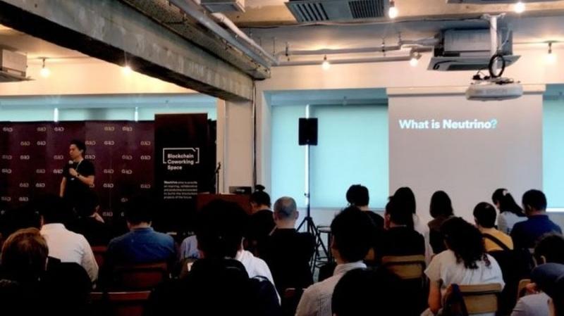 Mizuho станет спонсором блокчейн-пространства Neutrino в Японии