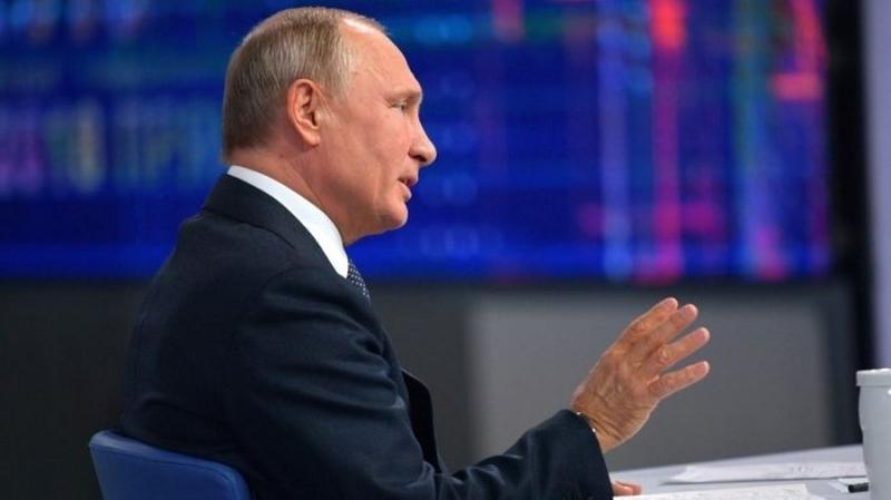 Владимир Путин: к криптовалютам нужно относиться очень аккуратно