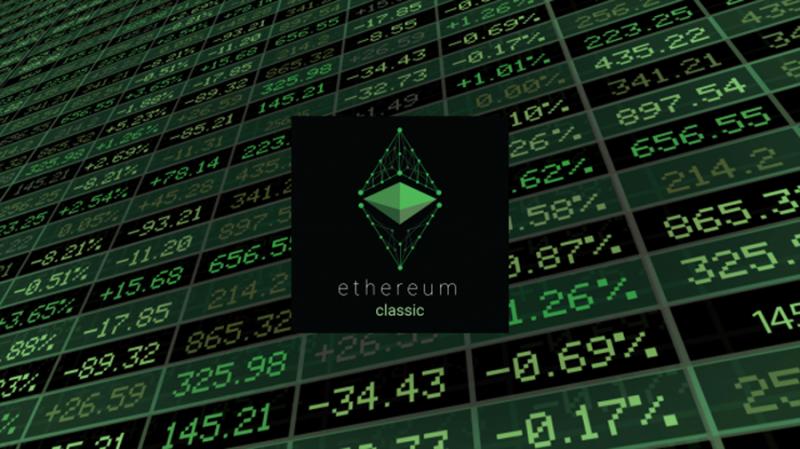 Ethereum Classic вырос на 25% после объявления о листинге на Coinbase