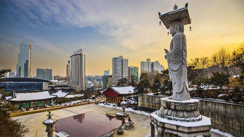 Южная Корея инвестирует в исследование блокчейна $9 миллионов