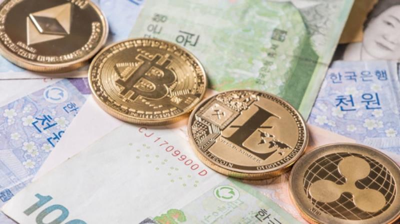 Южная Корея не будет облагать 10% налогом прибыль от криптовалют