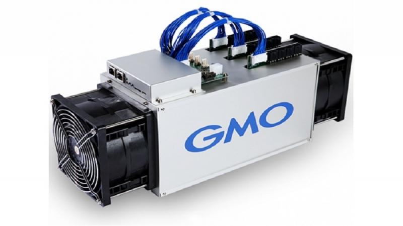 Японский интернет-гигант GMO запустил обновленный майнер на 7 нм чипах
