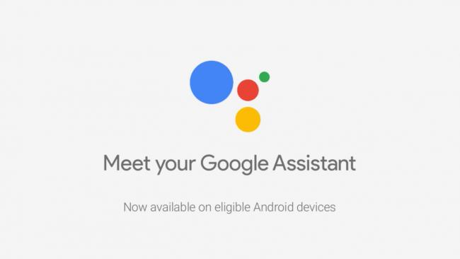 Google Assistant заговорил по-русски