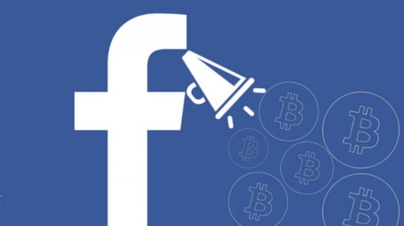 Facebook разрешит рекламу криптовалют после проверки